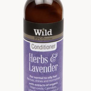 Wild herb lavender conditioner